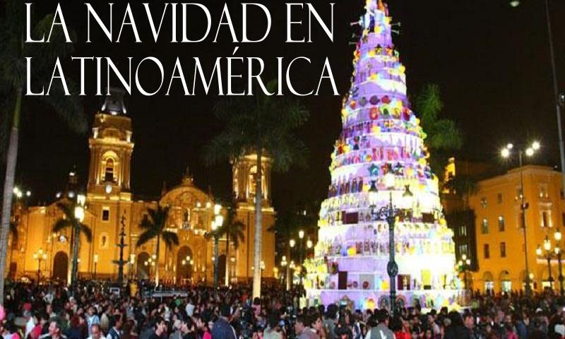 La navidad en Latinoamérica 2A