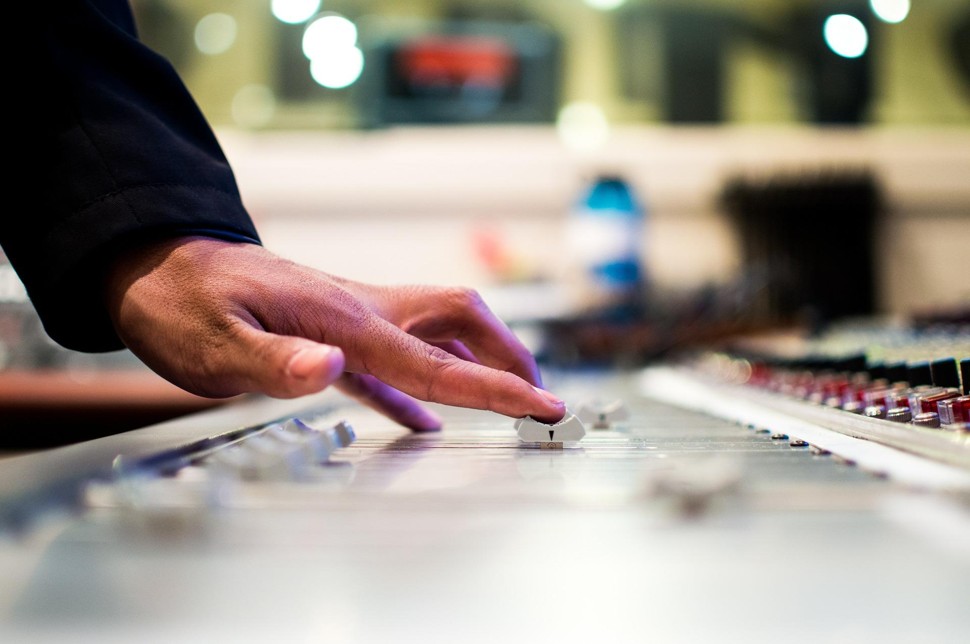 Mezclando audio