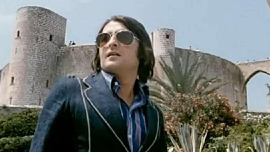 Cantante Nino Bravo