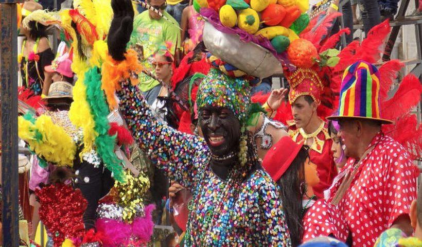 Imagen del carnaval en latinoamérica