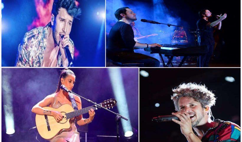 Cantantes latinoamericanos del 20202
