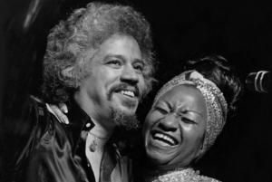 Celia Cruz y Johnny Pacheco