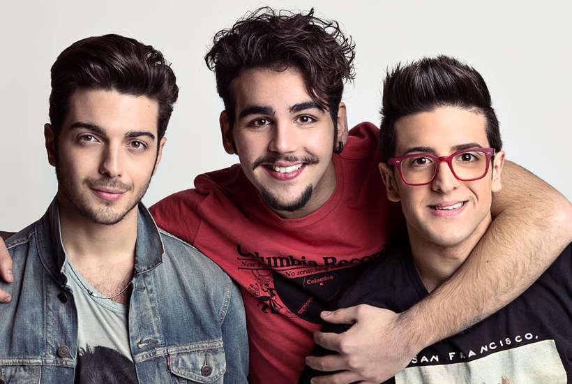 El trio Il Volo