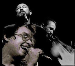 Hector Lavoe, Willie Colón y Rubén Blades
