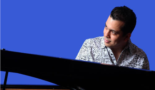 Pianista César Orozco