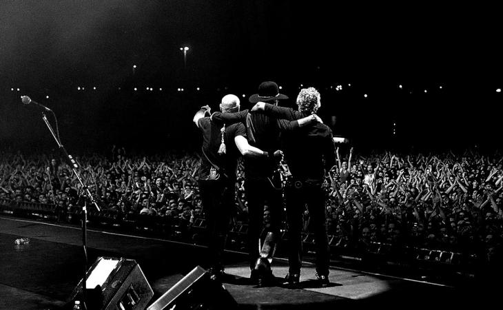 Soda Stereo ultimo concierto con Ceratti