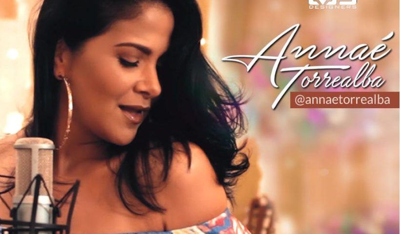 Cantautora venezolana Annaé Torrealba