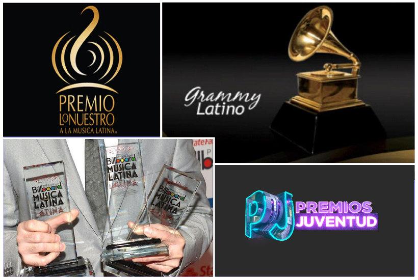 Premios Latinos de la música