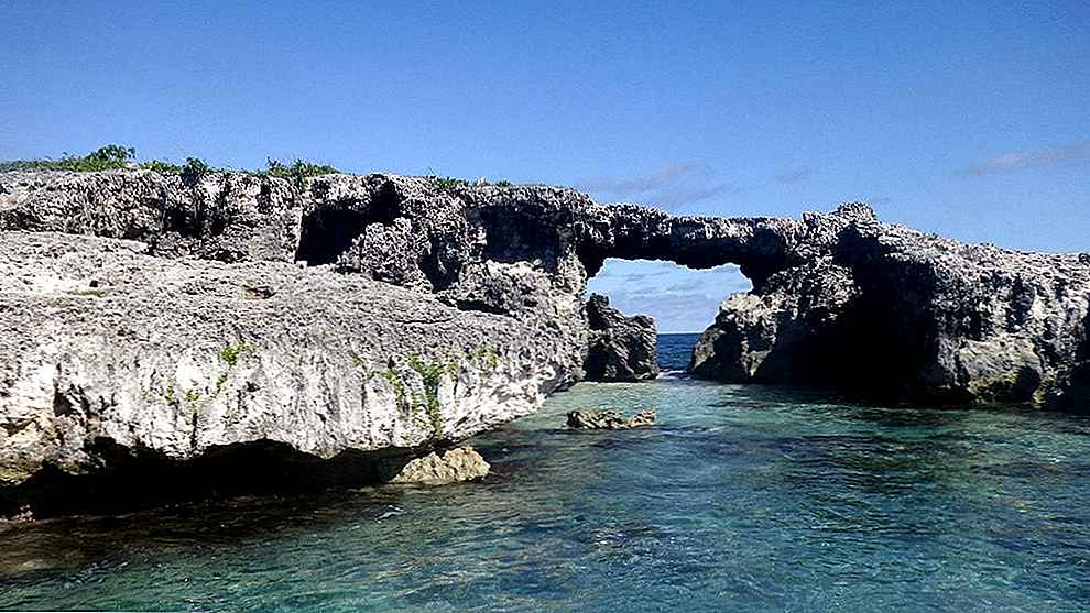 Puente del Diablo Antigua y Barbuda