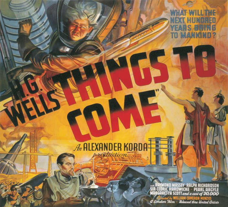 Afiche de pelicula Things to com