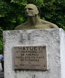 Monumento al Cacique Hatuey