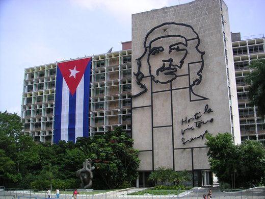 Monumento a Ernesto el che Guevara