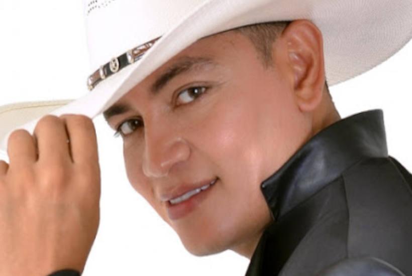 Cantante llanero colombiano Jhon Onofre