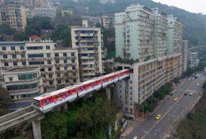Metro de Chongqing
