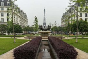 Tianducheng, la París de China