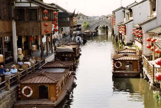 Suzhou, la Venecia oriental