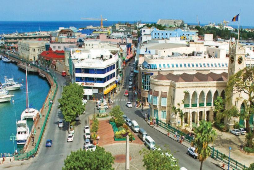 Bridgetown, capital de Barbados