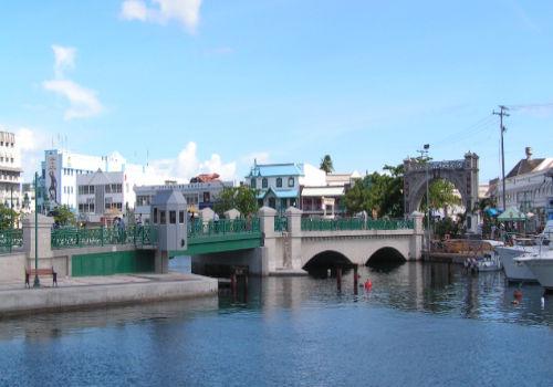 puente de Chamberlain, Barbados