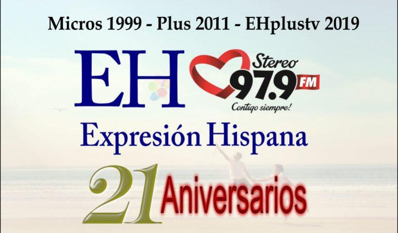 21 aniversarios