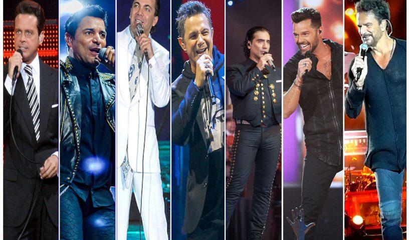 Idolos de la música en español