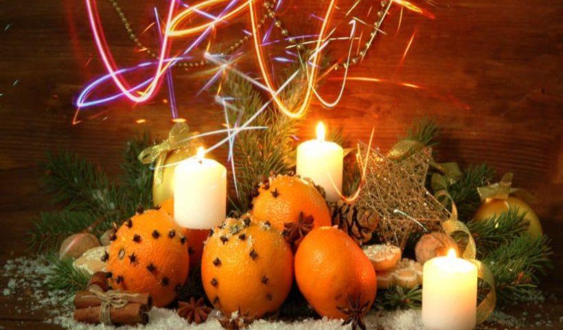Celebracion del espíritu de la navidad