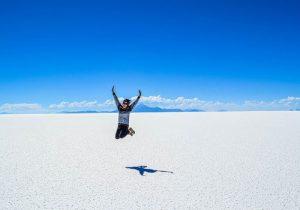 Salal de Uyuni, Bolivia