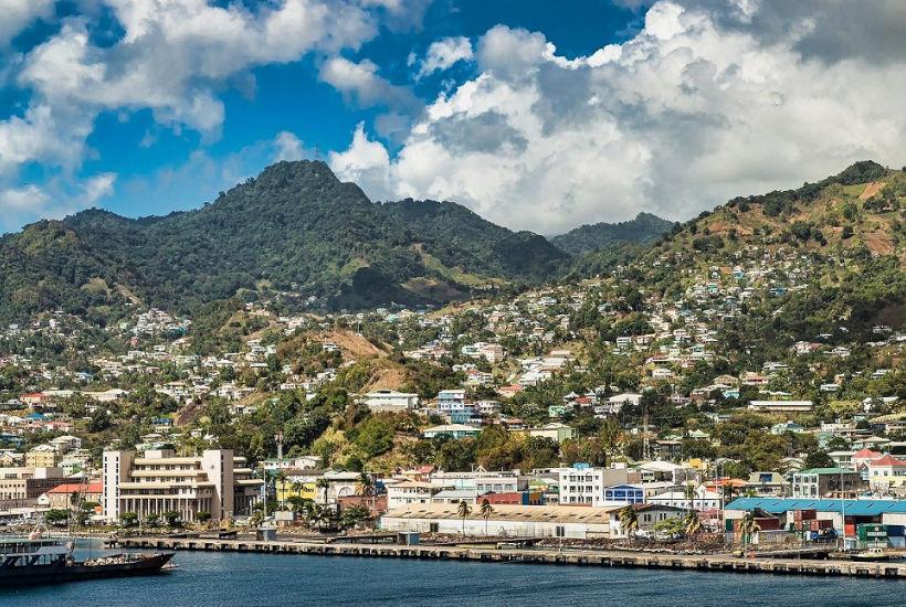 Kingstown, San Vicente y las Granadinas