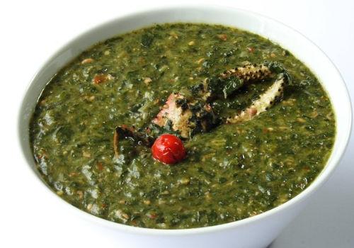 Sopa Callaloo