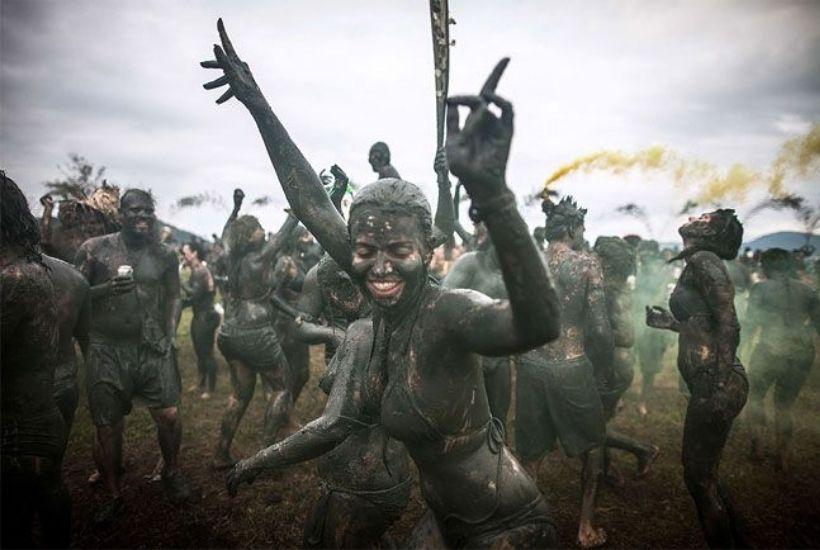 Carnaval Harina