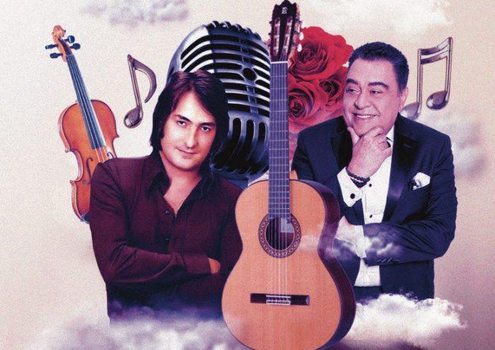 Eleazar Mora tributo a Nino Bravo