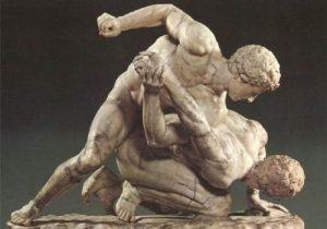 Estatuas de juegos olimpicos de la antiguedad