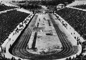 Juegos olímpicos de la era moderna