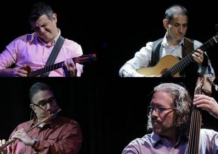 Los Sirvenguezas, cuarteto venezolano
