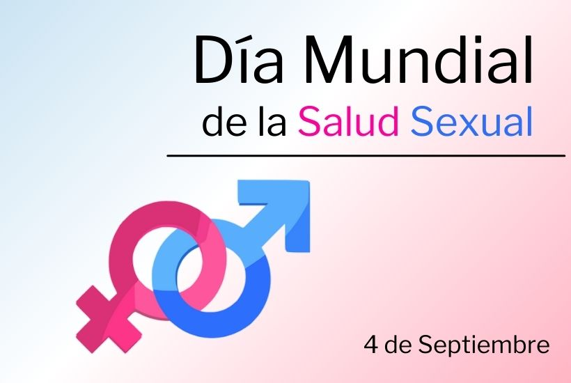 Flyer día mundial de la salud sexual